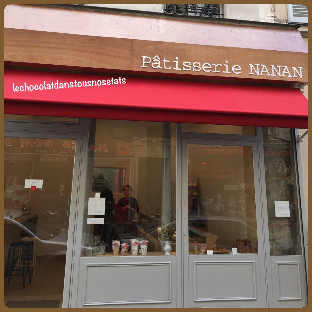 Rencontre avec la pâtisserie NANAN, Paris