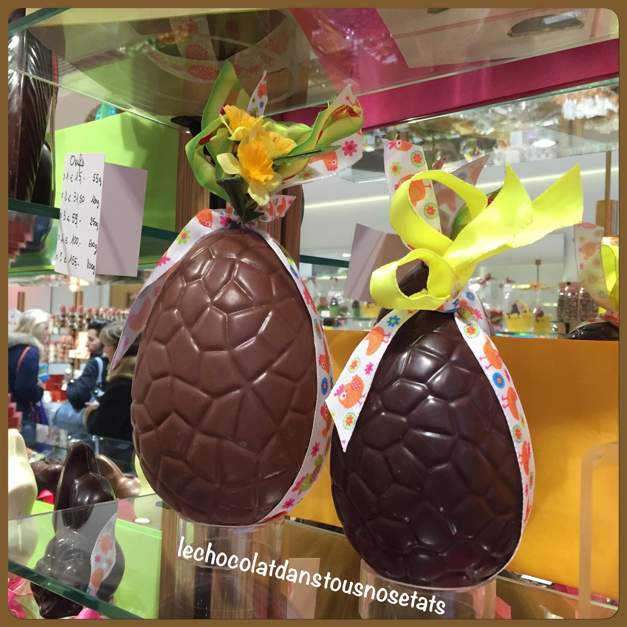 Pâques à la piscine, REGIS chocolatier et MOLITOR, Paris