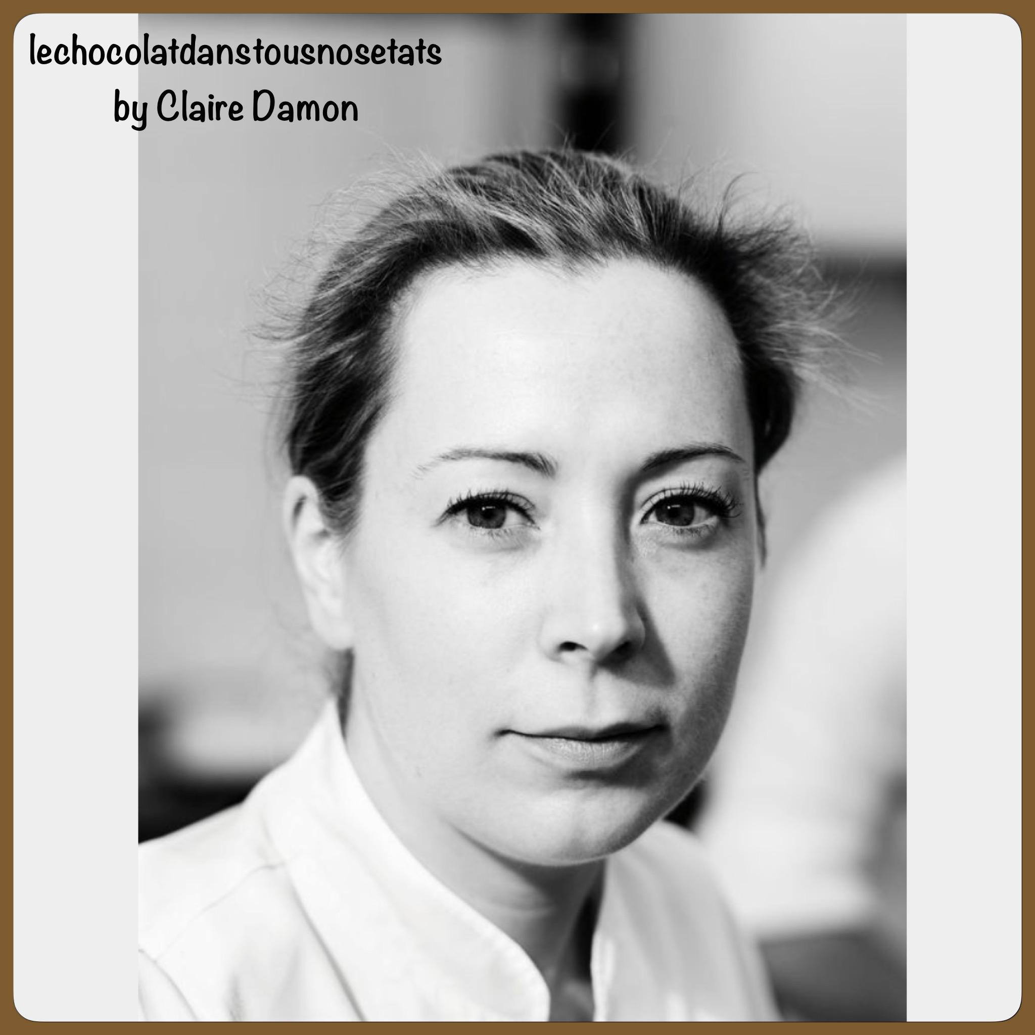 Rencontre avec Claire DAMON, Des gâteaux et du Pain, Chef Pâtissière Paris