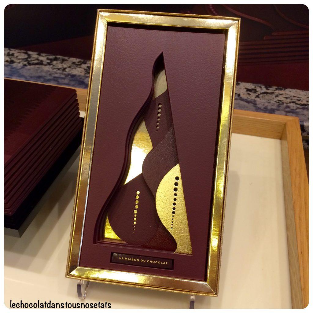 Collection de Noel 2016, La Maison du Chocolat