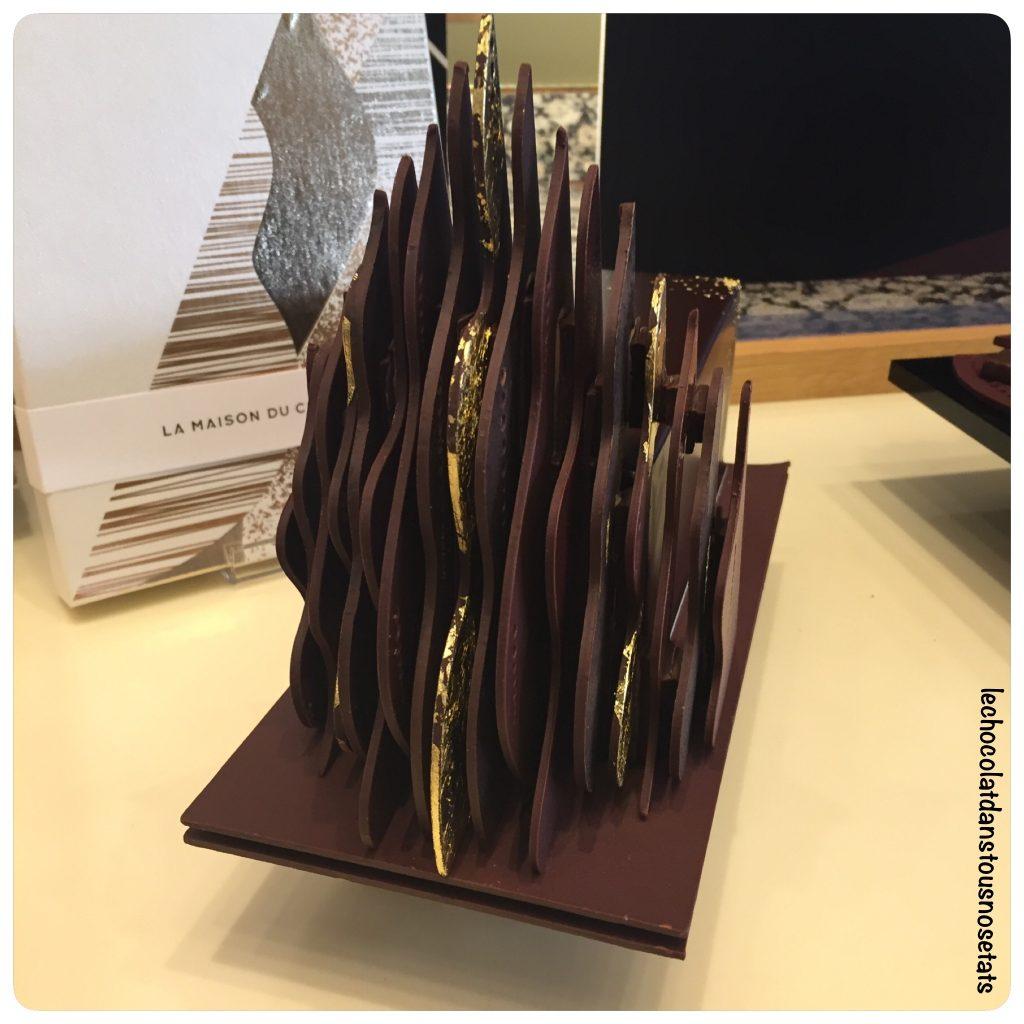 Bûche, La Maison du chocolat