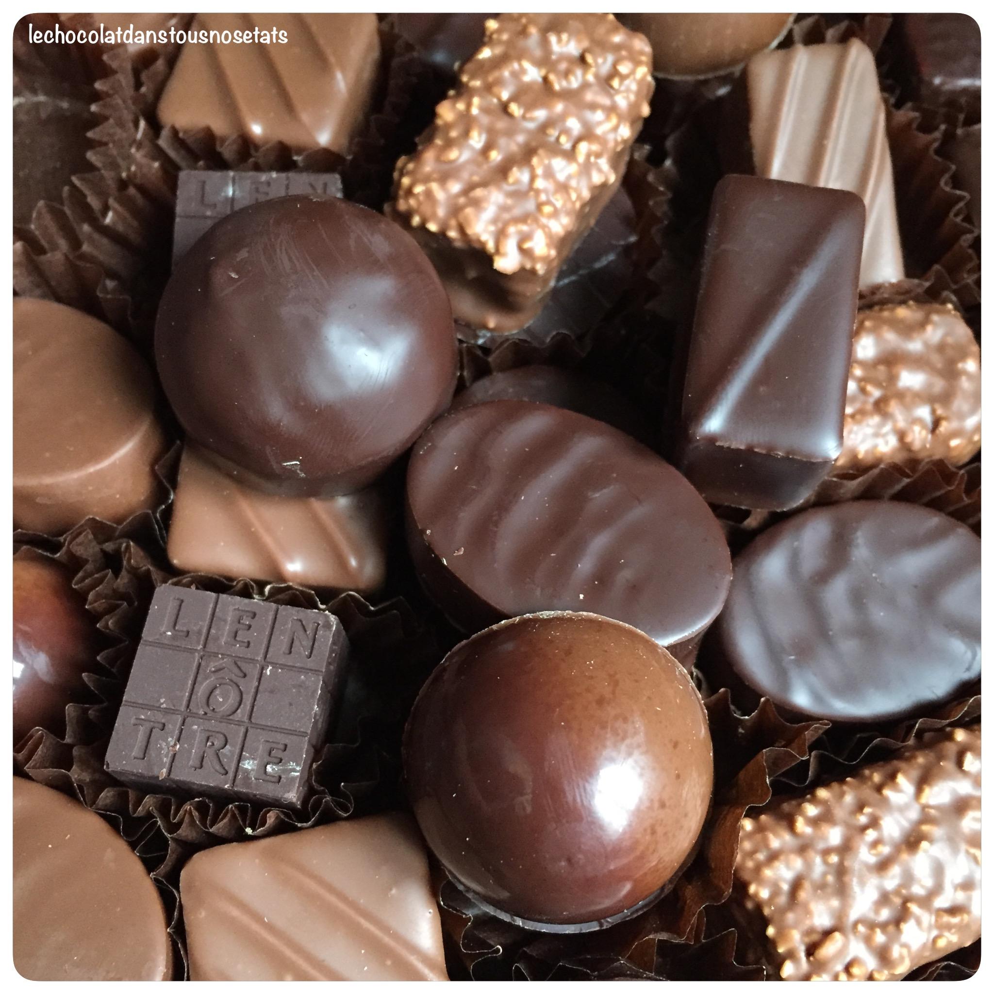 Chocolats, Lenôtre