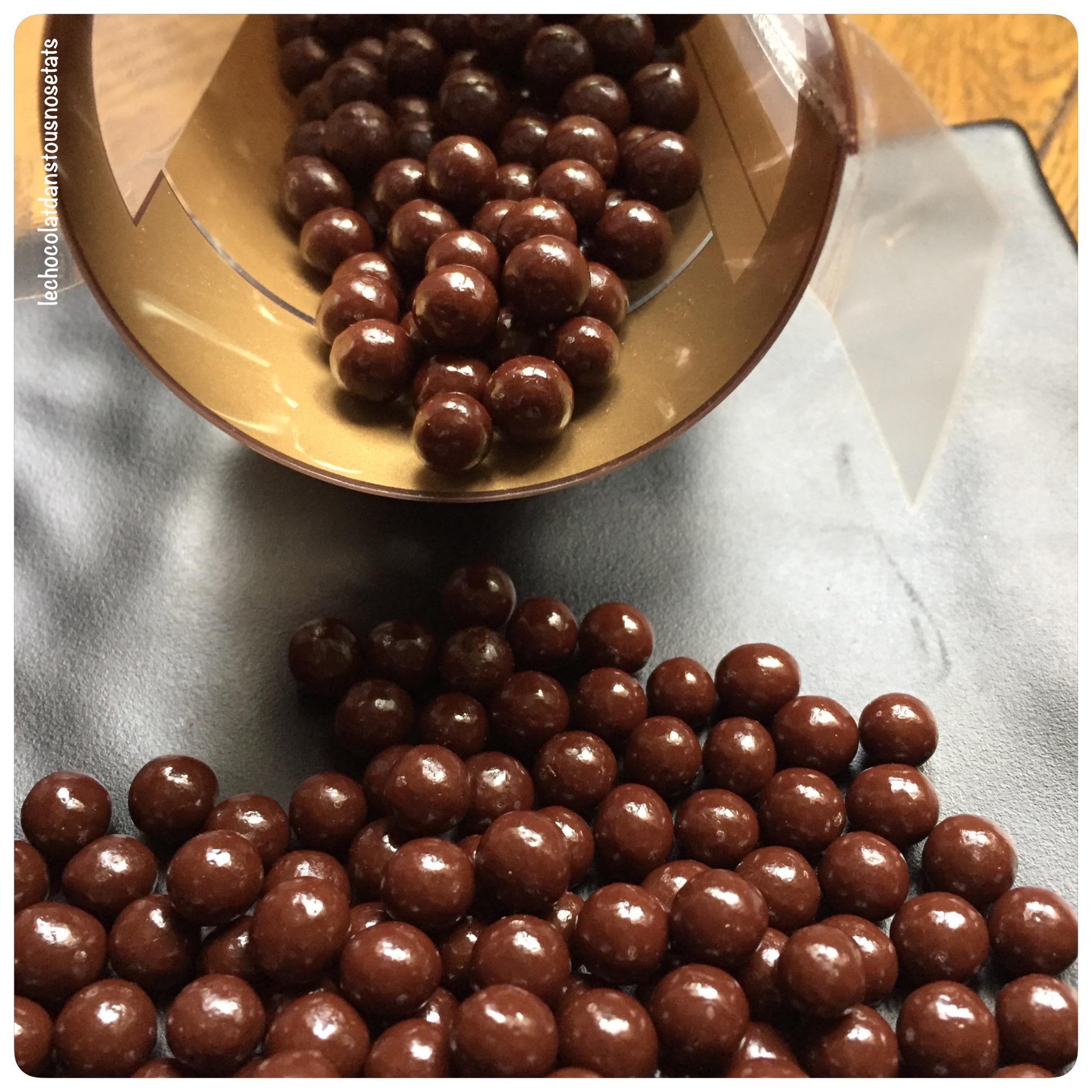 Tasse de chocolat, La Maison du Chocolat