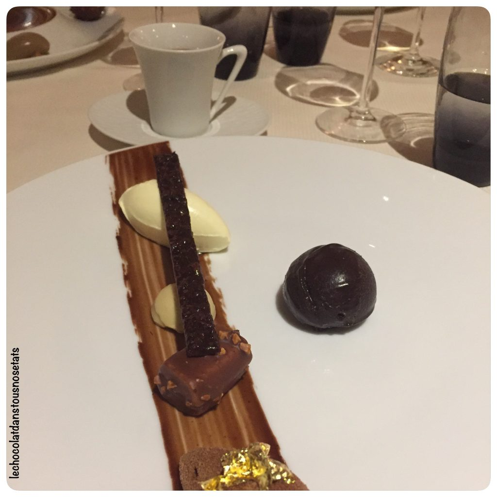 Le chocolat, façon chocolat chaud, Bryan Esposito