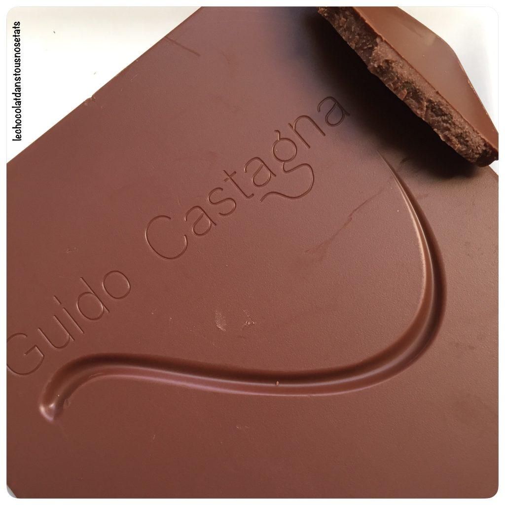 Tablette Gianduja, Guido Castagna