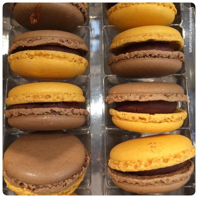 Macaron éphémère Pierre Marcolini