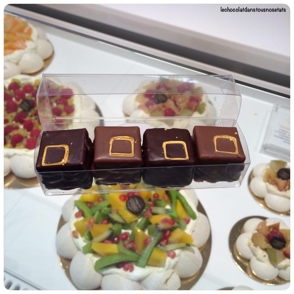 Chocolats Hervé Robin pour La Meringaie