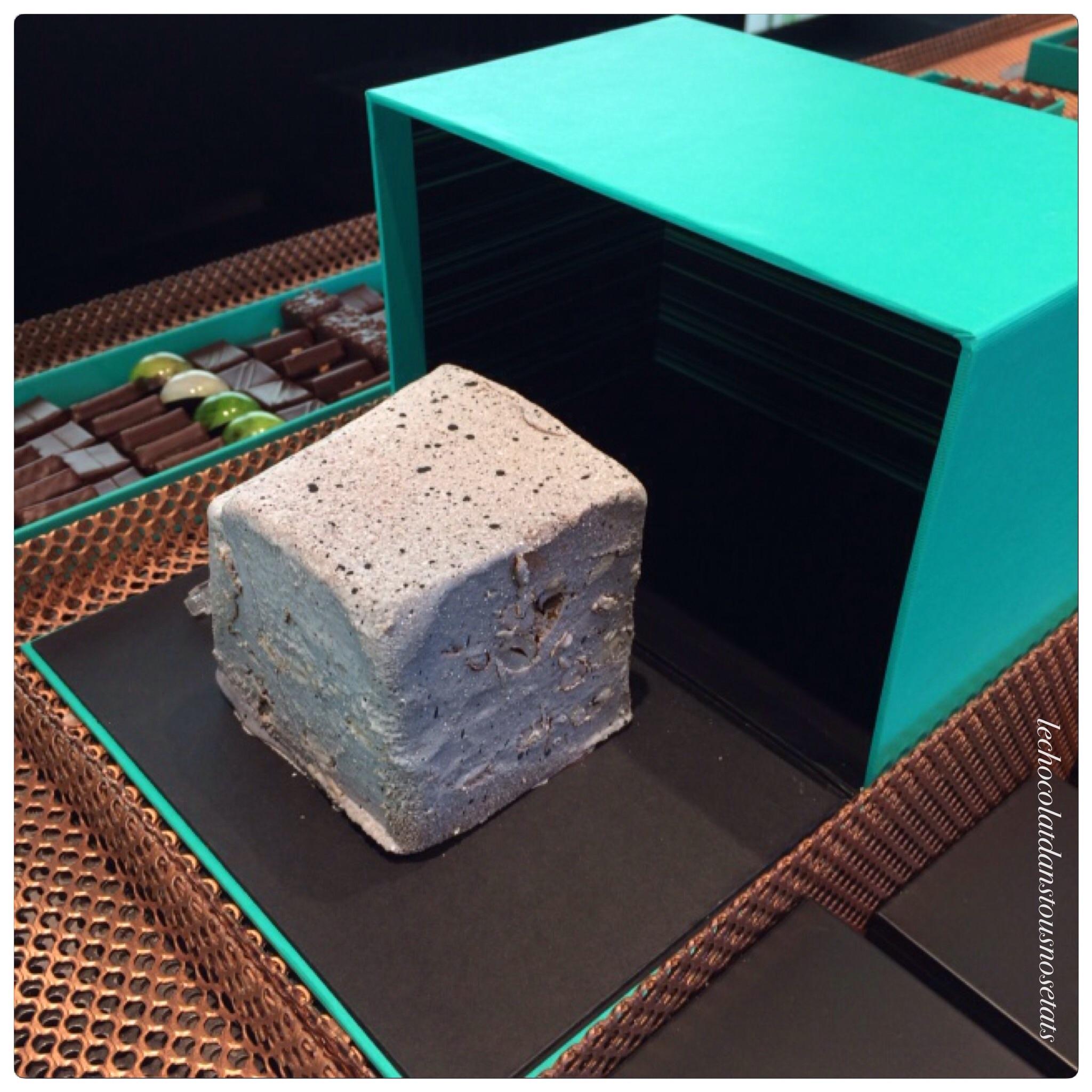 le pav patrick roger paris le chocolat dans tous nos. Black Bedroom Furniture Sets. Home Design Ideas