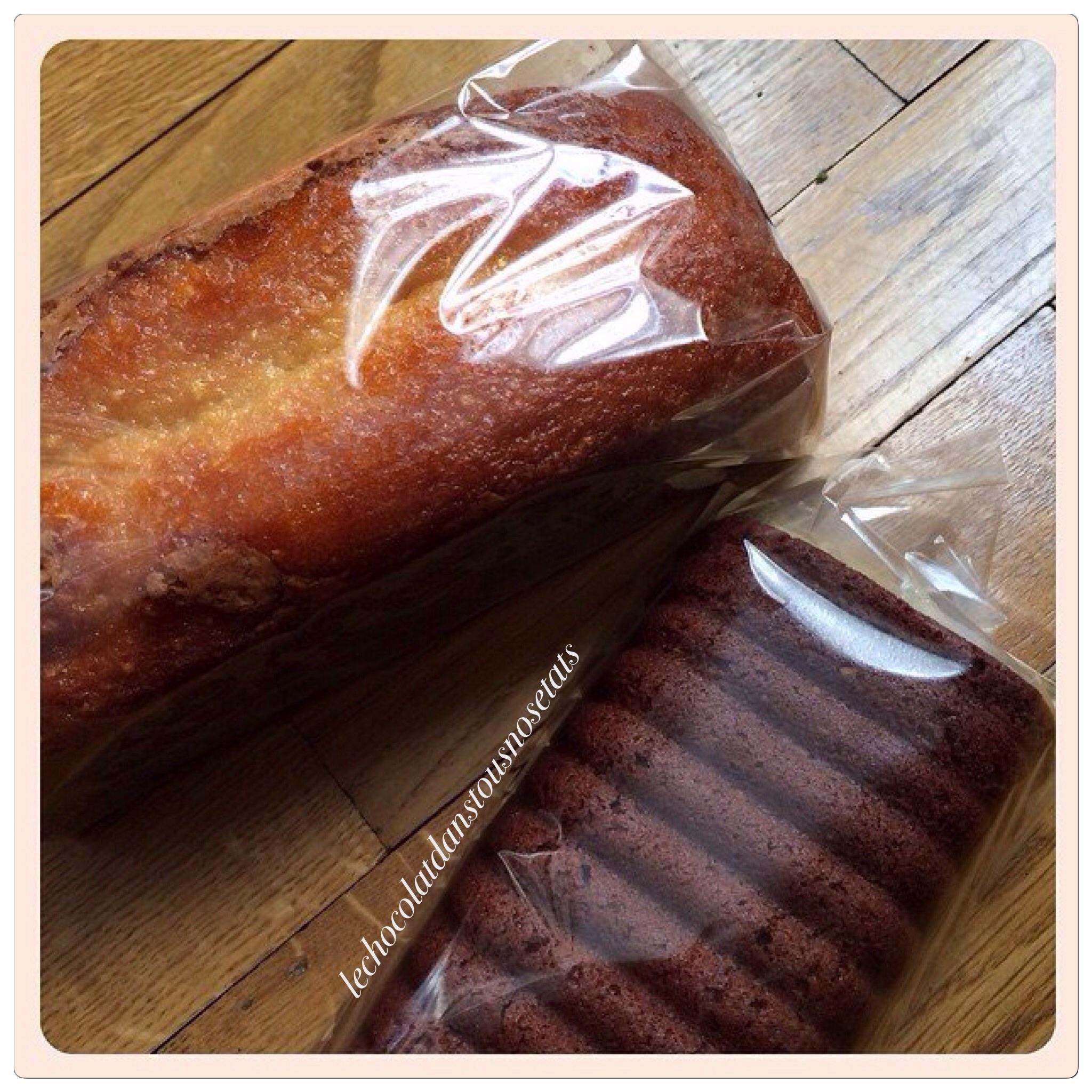 Pleyel et Cake au citron, La Maison du Chocolat