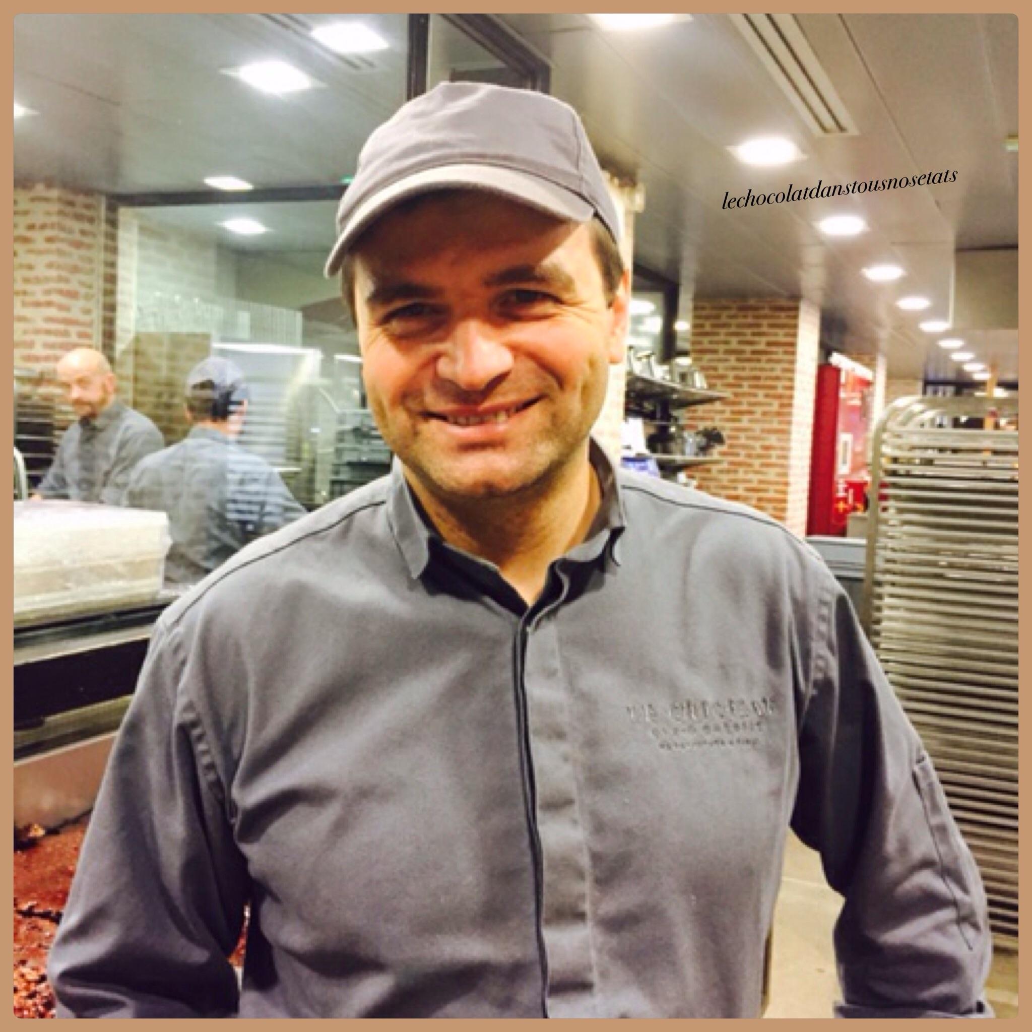 Rencontre avec Nicolas BERGER, un Chef chocolatier passionné, Manufacture DUCASSE, Paris