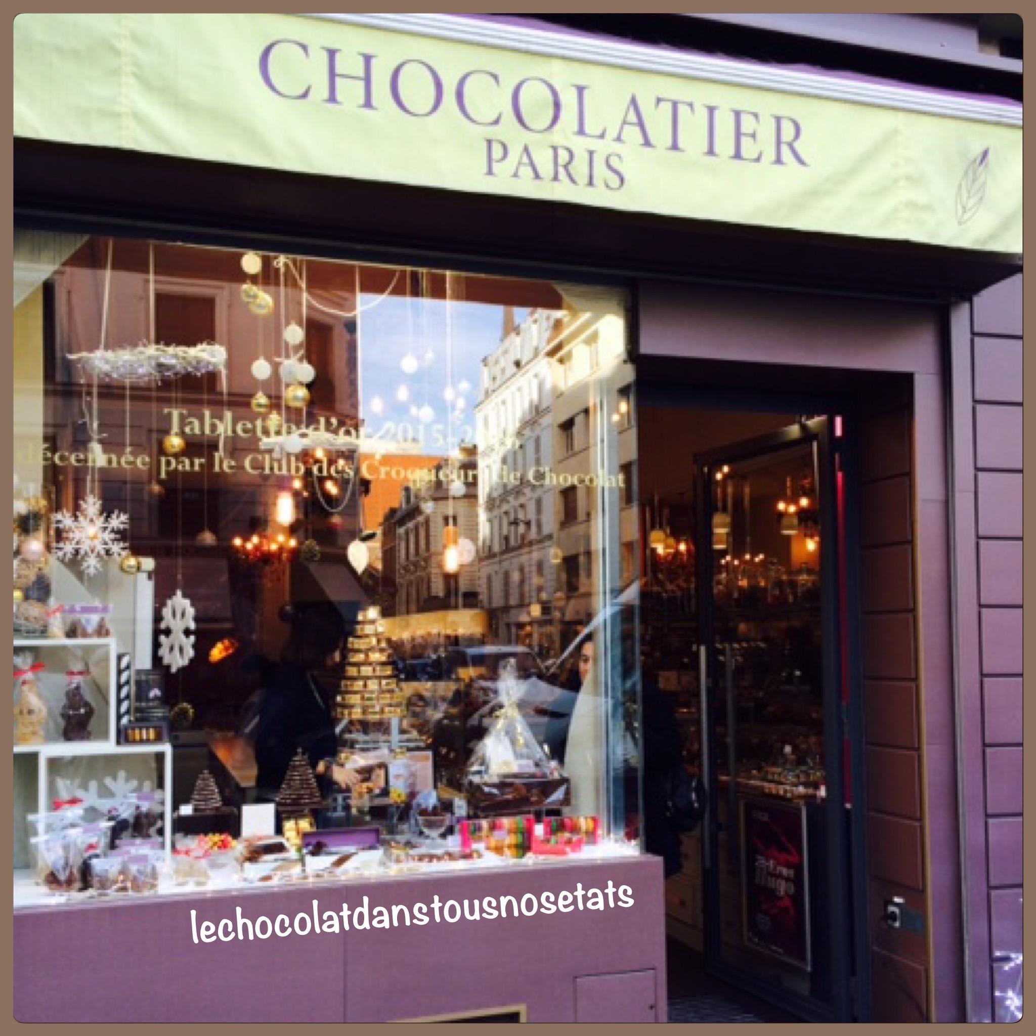 Rencontre avec Didier Fourreau, Maître Chocolatier à Paris