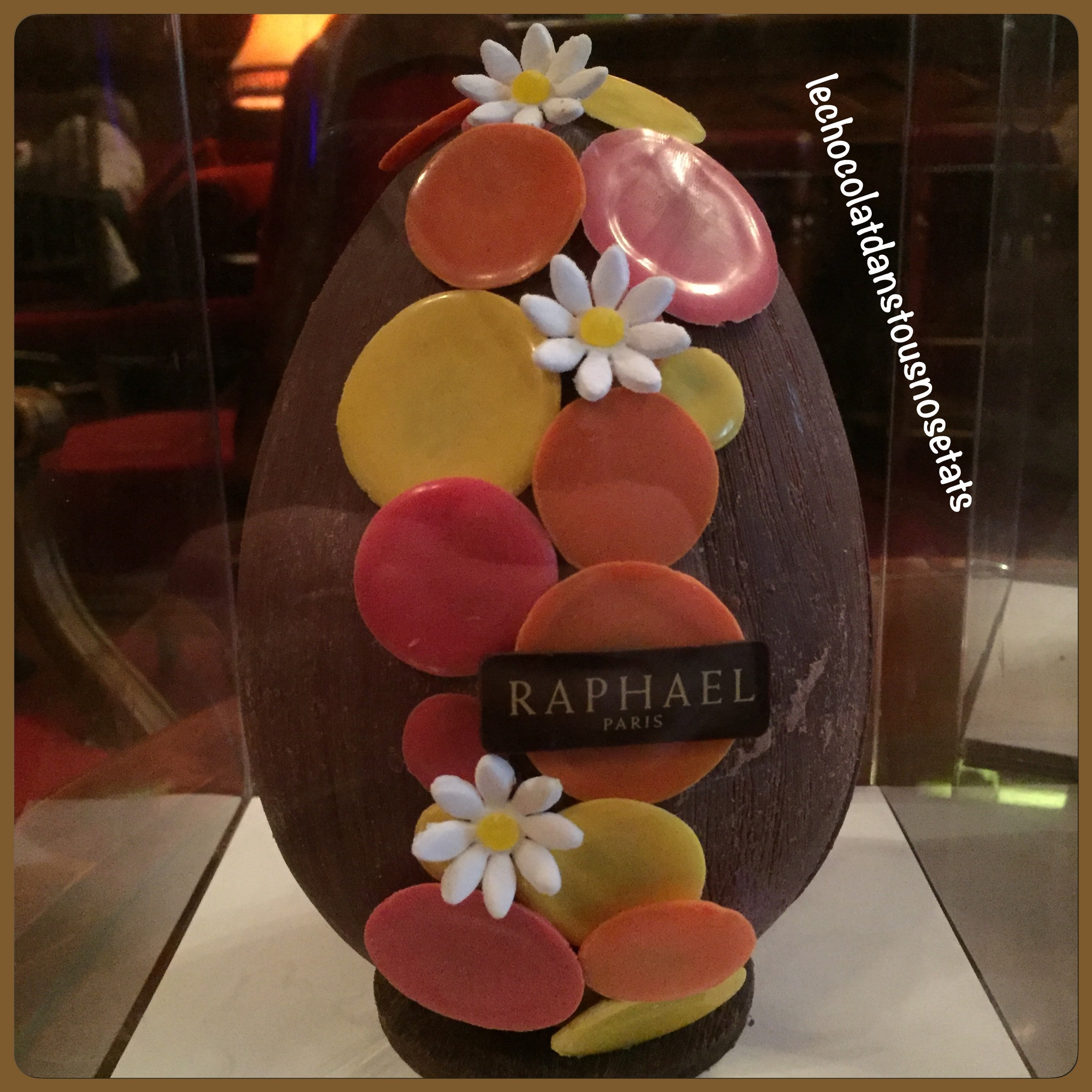 Collection champêtre de Pâques chez Sébastian Reul au RAPHAEL, Paris