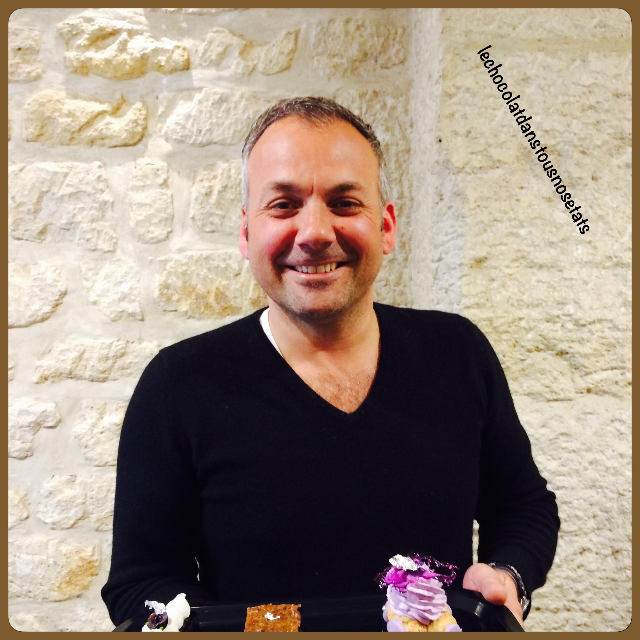Rencontre avec un Chef talentueux et humaniste, Carl MARLETTI, Paris