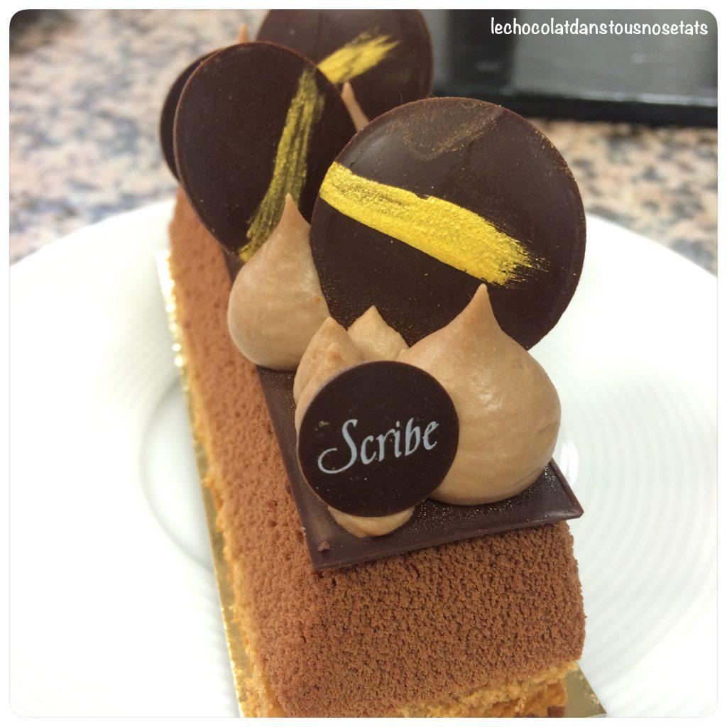 Tarte au chocolat, Timothée Gensse