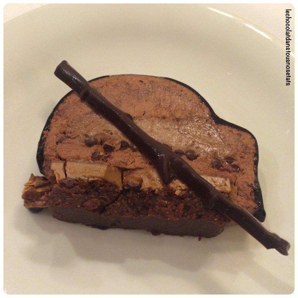 Buche chocolat, Bryan Esposito