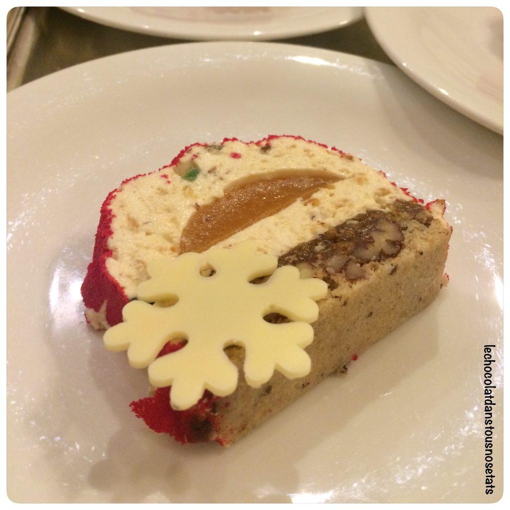 Buche 13 desserts, Bryan Esposito