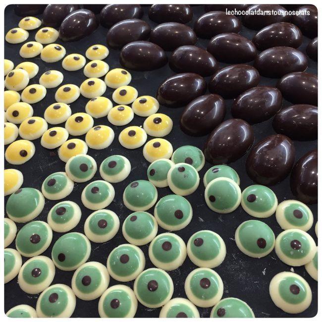 Chocolat, Eugène