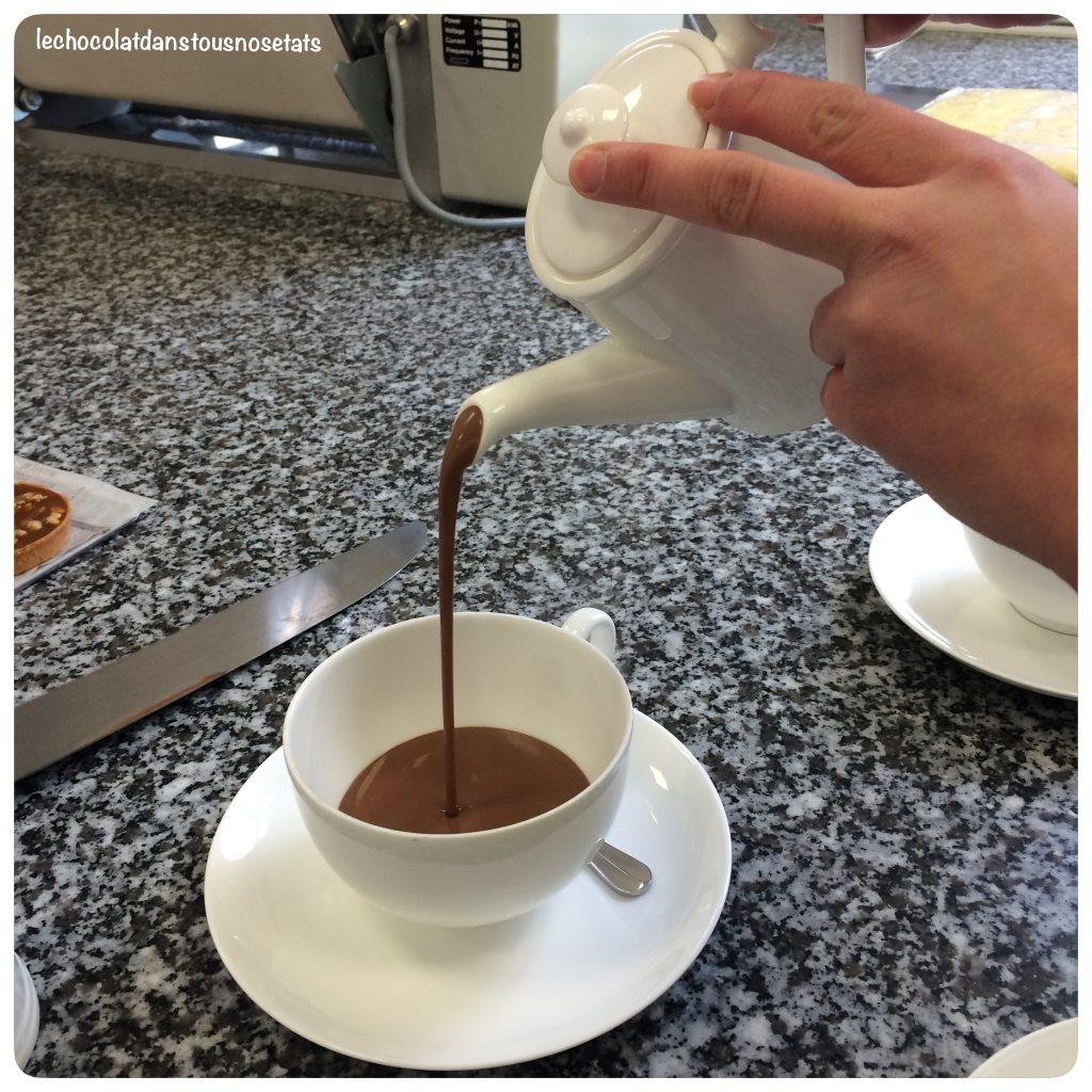 Chocolat chaud Jacques Genin