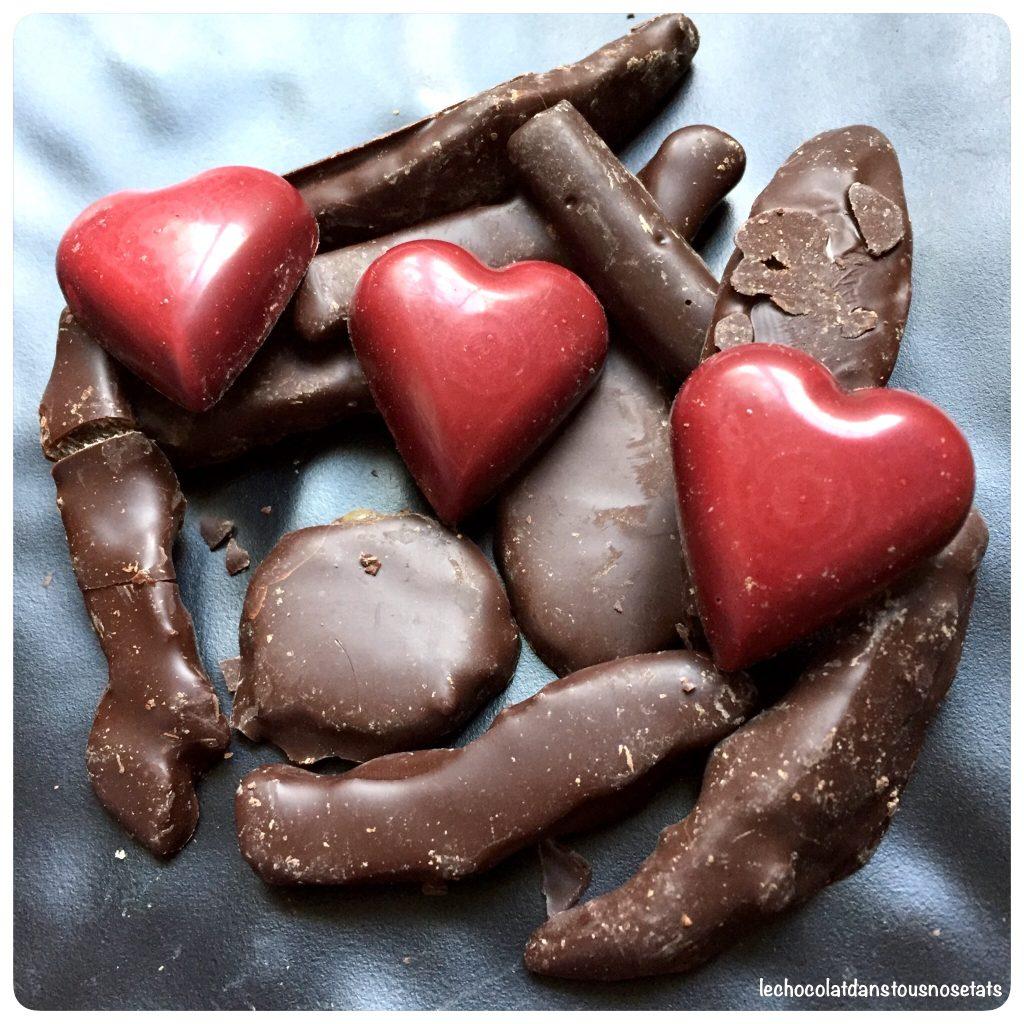Chocolats, Castelanne
