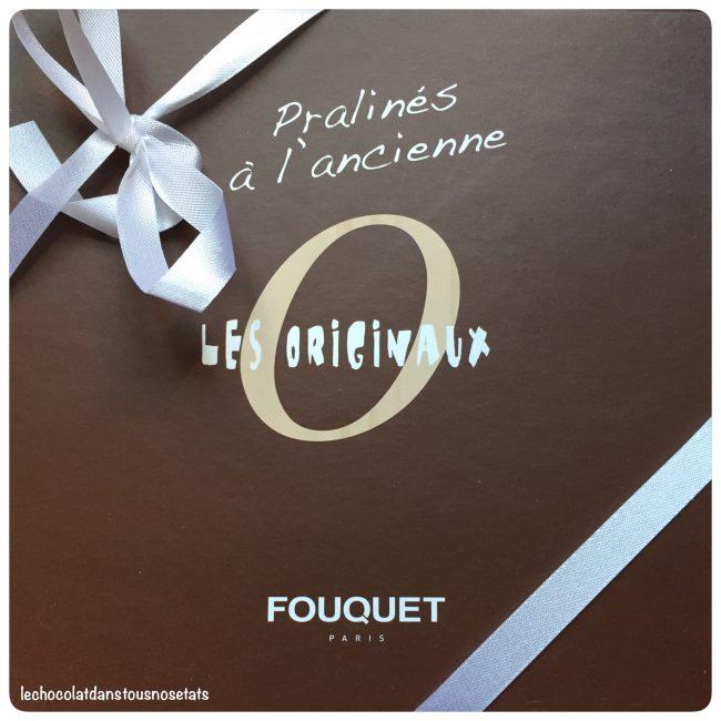 Pralinés à l'ancienne, Fouquet
