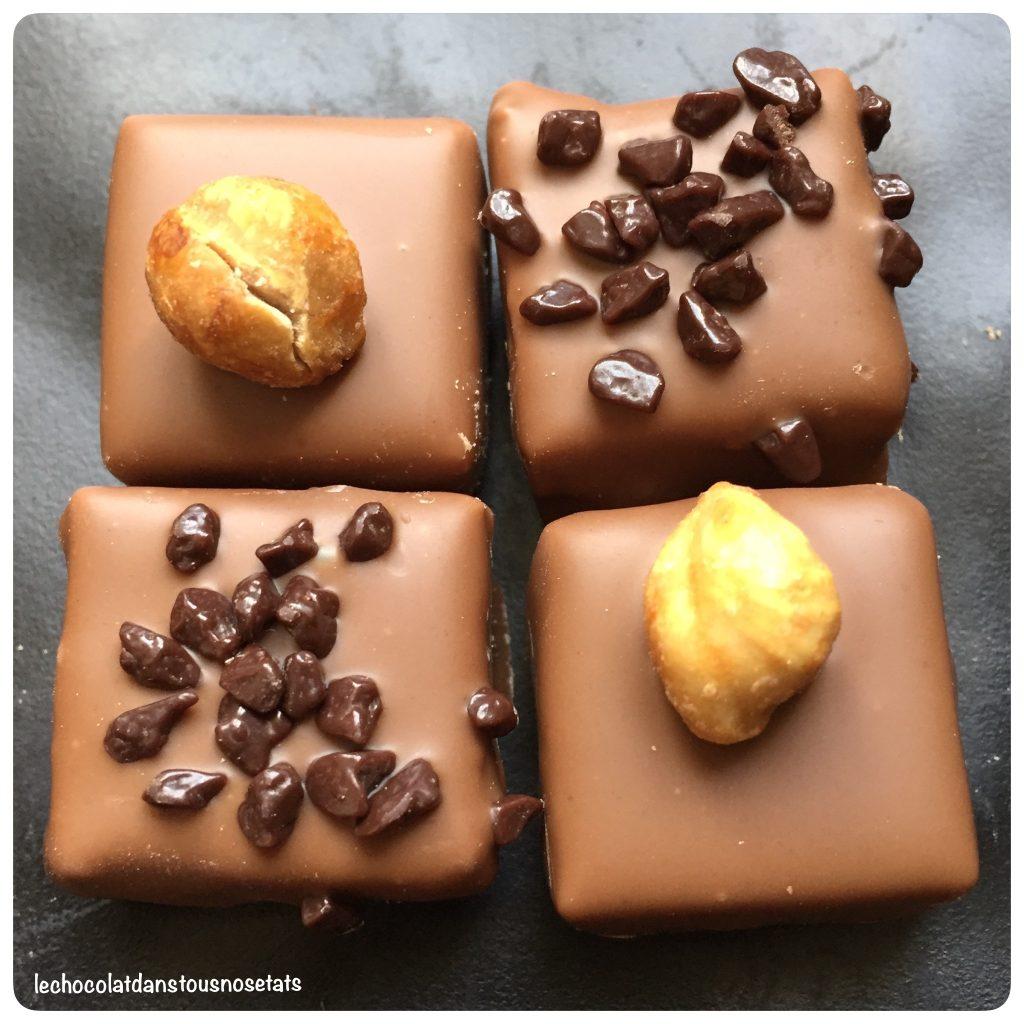 Chocolats, Chevaliers d'Argouges