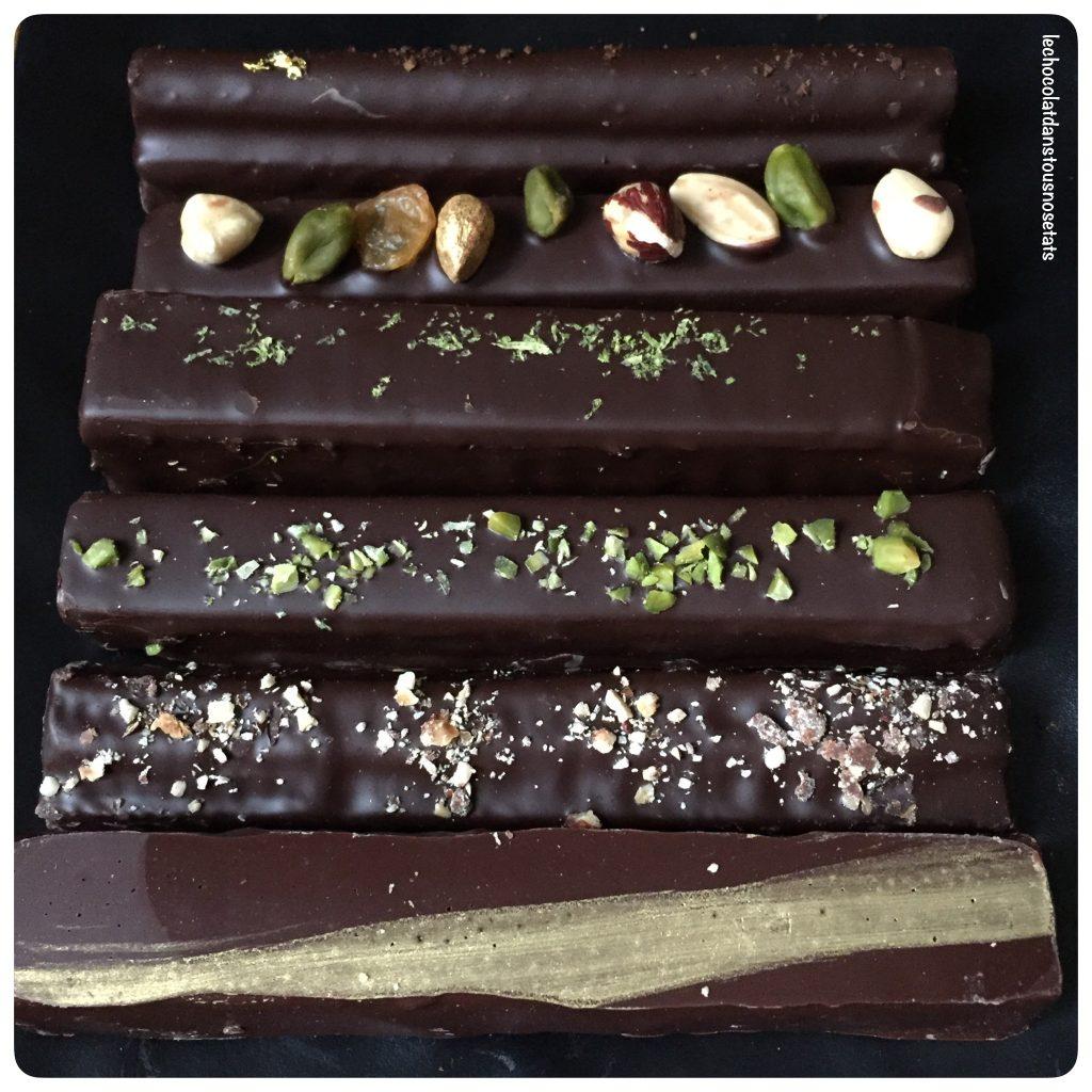 Les Wonderbarres au chocolat d'HASNAÂ, Bordeaux