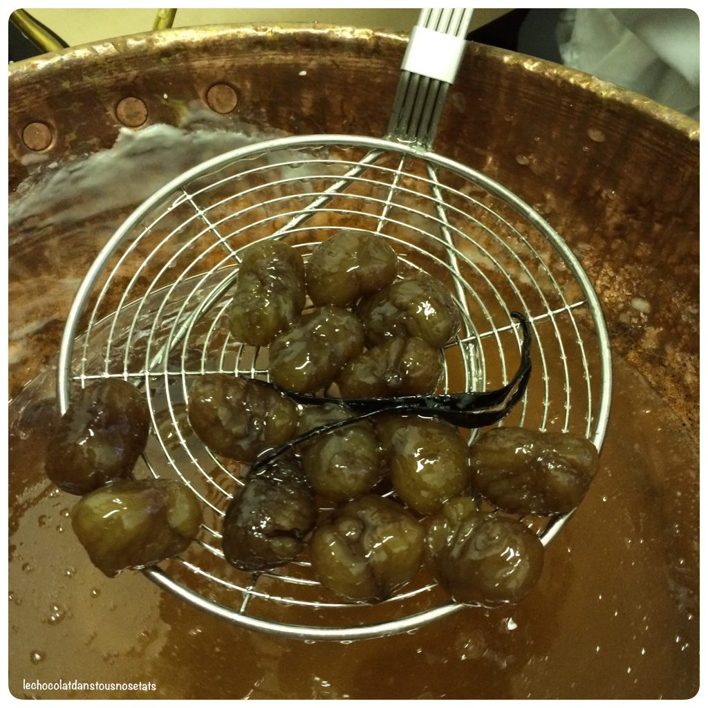 Marrons glacés Fouquet