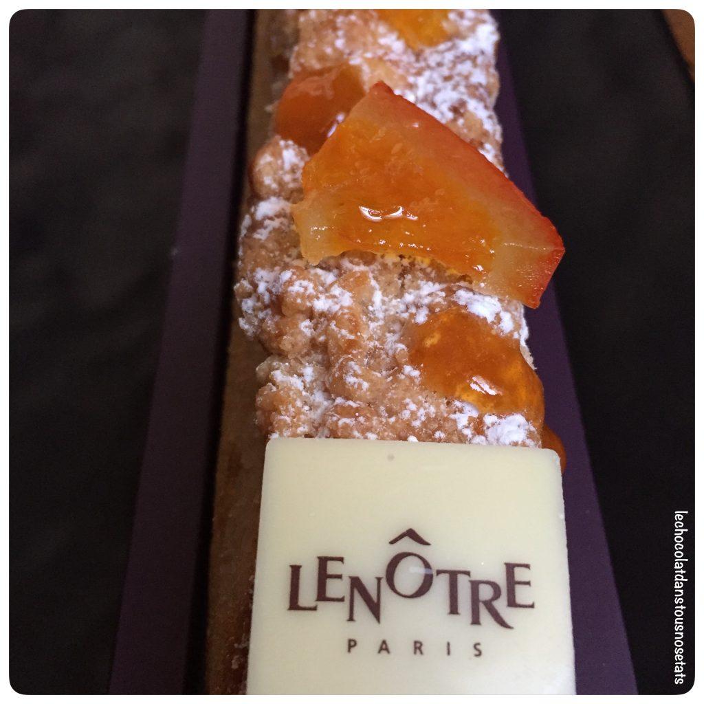 Finger cake, Lenotre