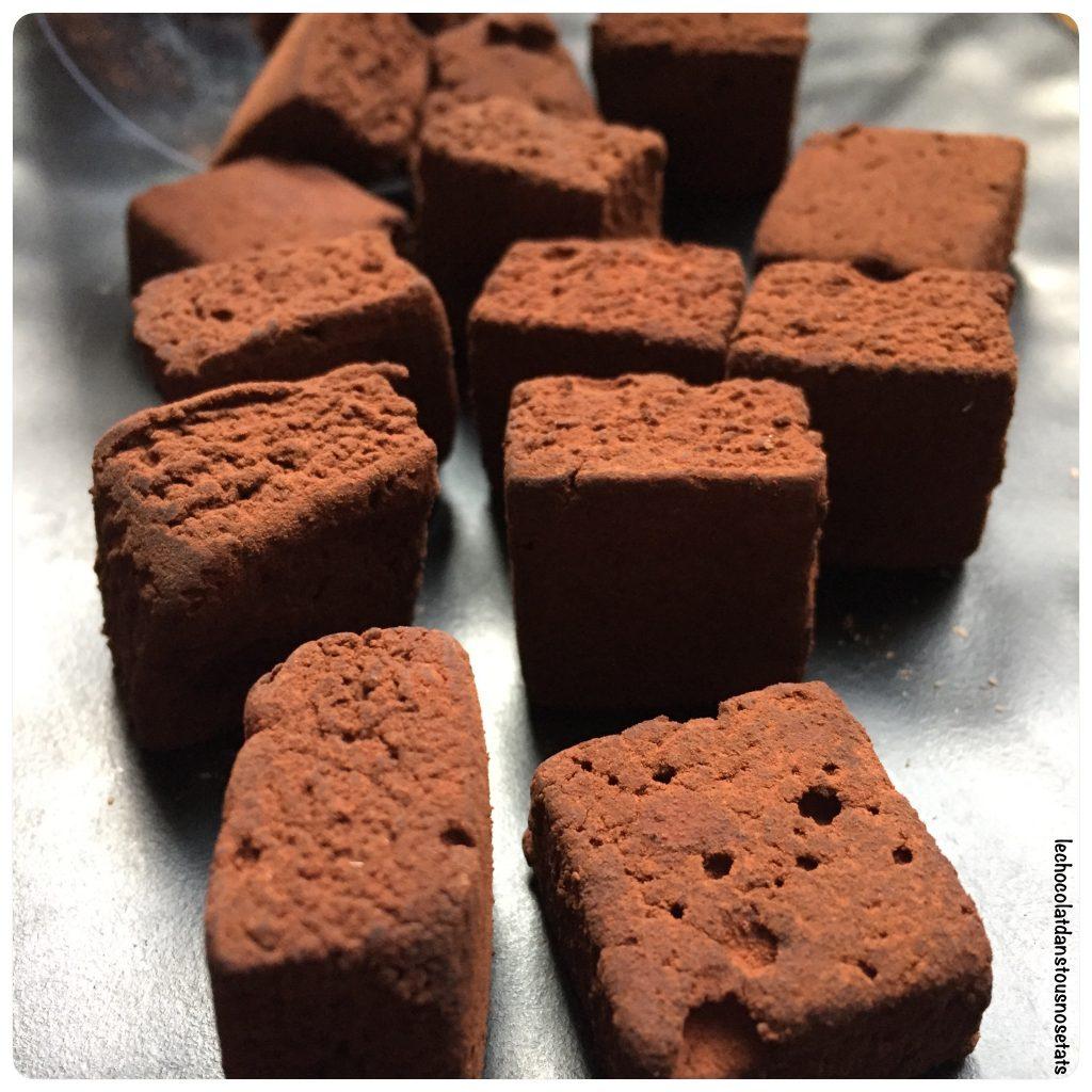 Guimauve au chocolat, Ivan Delaveaux