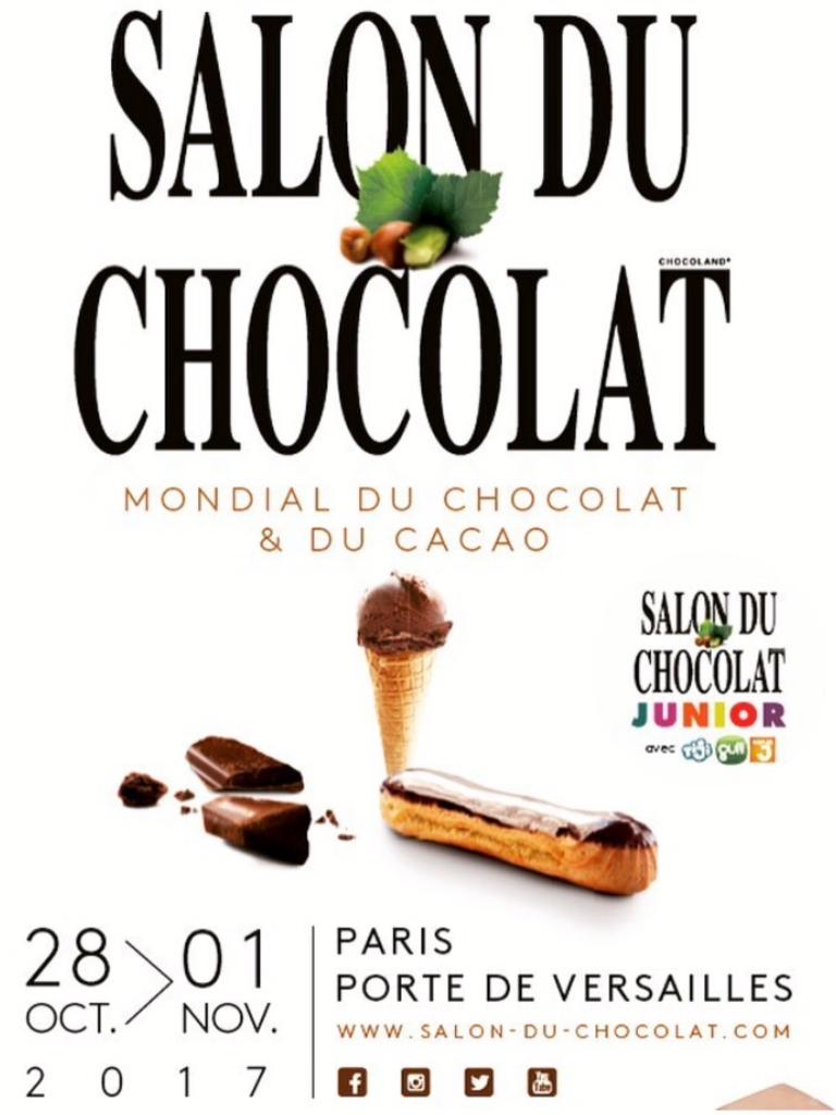 Concours salon du chocolat, Paris