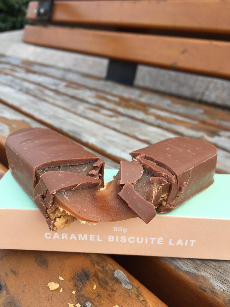 Barre-à-croquer-caramel-et-sablé-cyril-lignac-et-benoit-couvrand