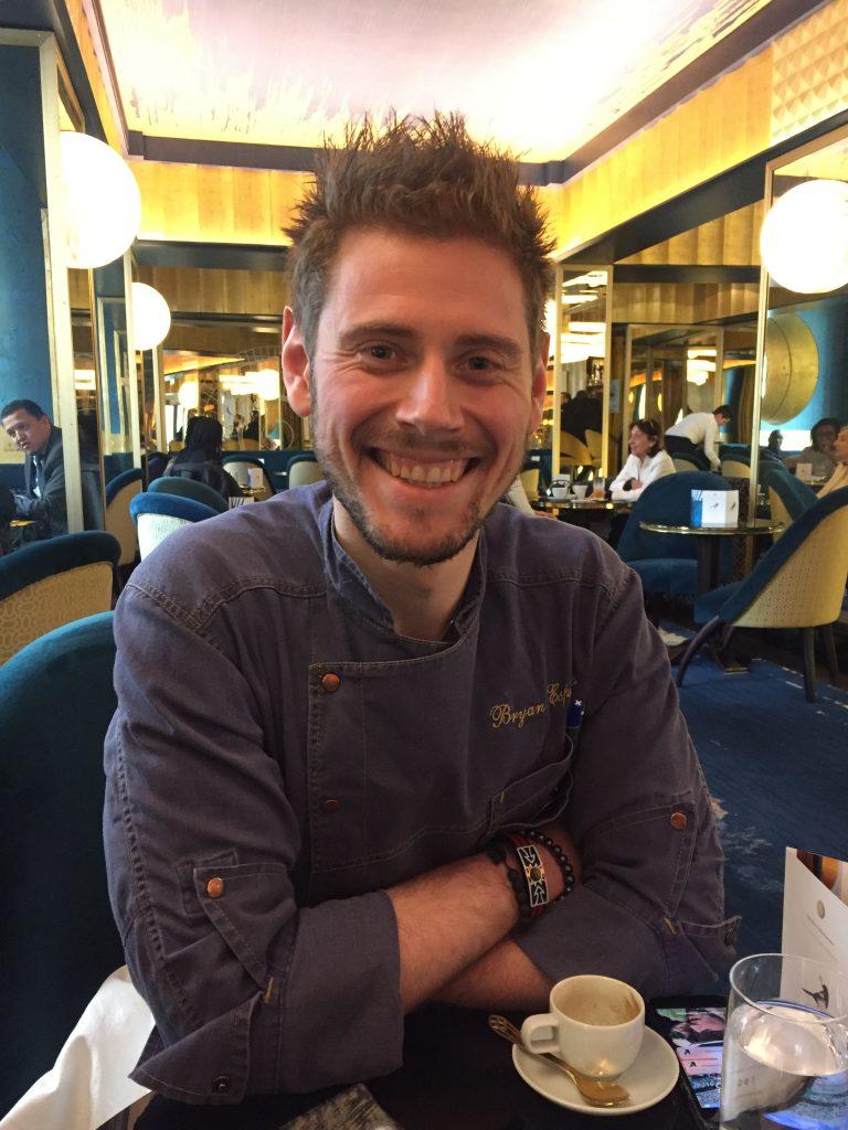 Bryan-Esposito-Chef-Pâtissier-hôtel-du-collectionneur-paris-goûter