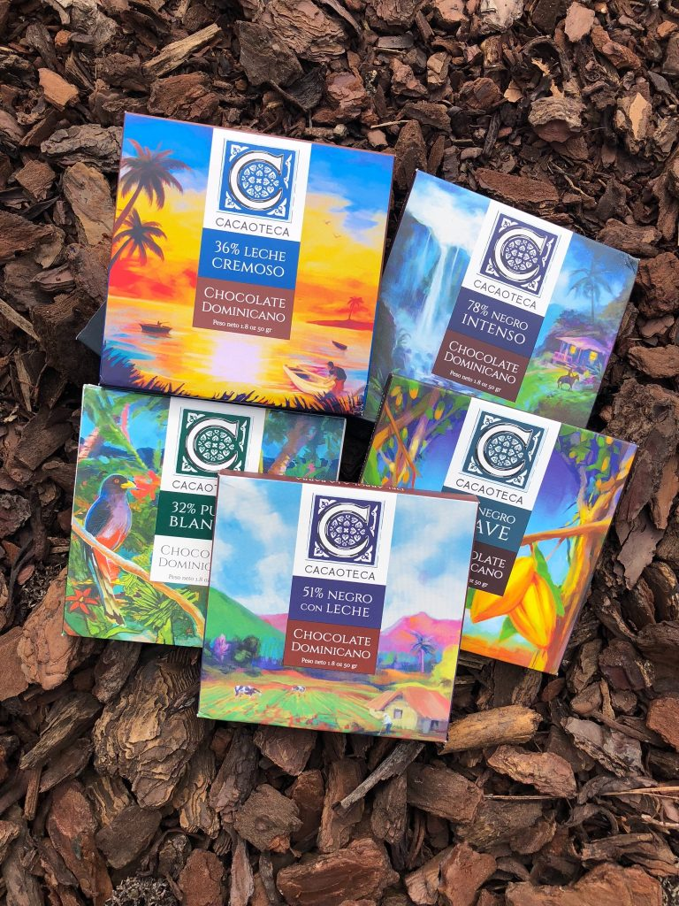 Tablette-cacaoteca-republique-dominicaine-bean-to-bar-collection