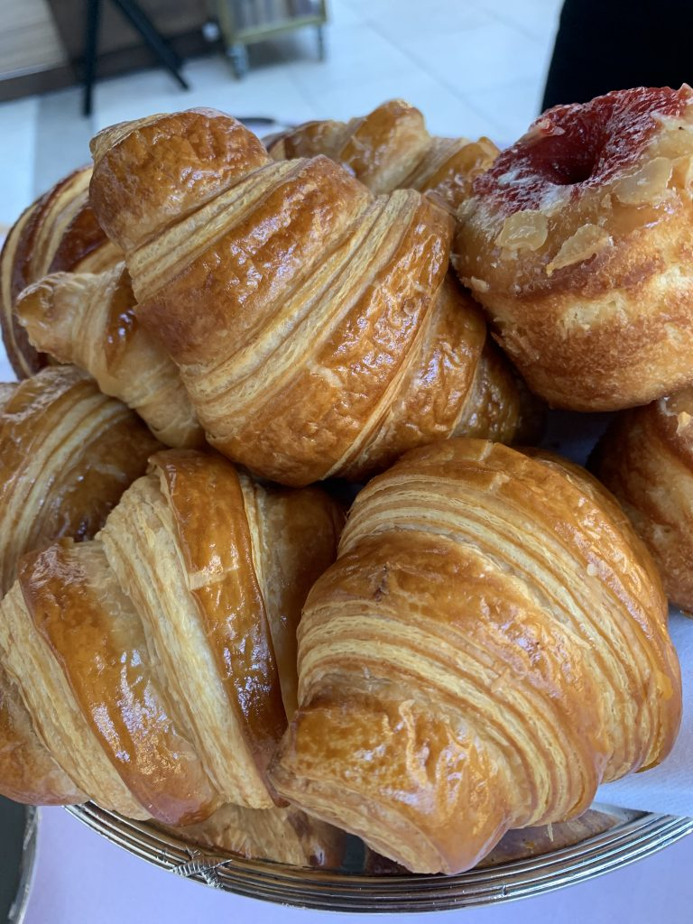 Viennoiseries maison, Dominique Costa, Le Peninsula Paris