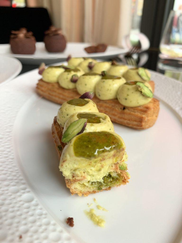 Les desserts de Nicolas Paciello, Fouquet's