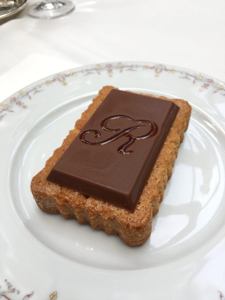 Dessert, François Perret, Ritz