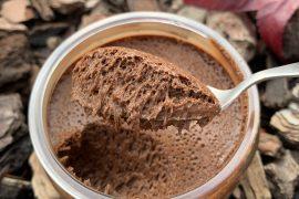 Mousse au chocolat à l'ancienne, Marie Morin