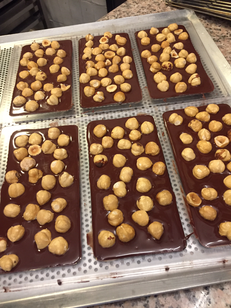 Plaq, manufacture de chocolat, Paris