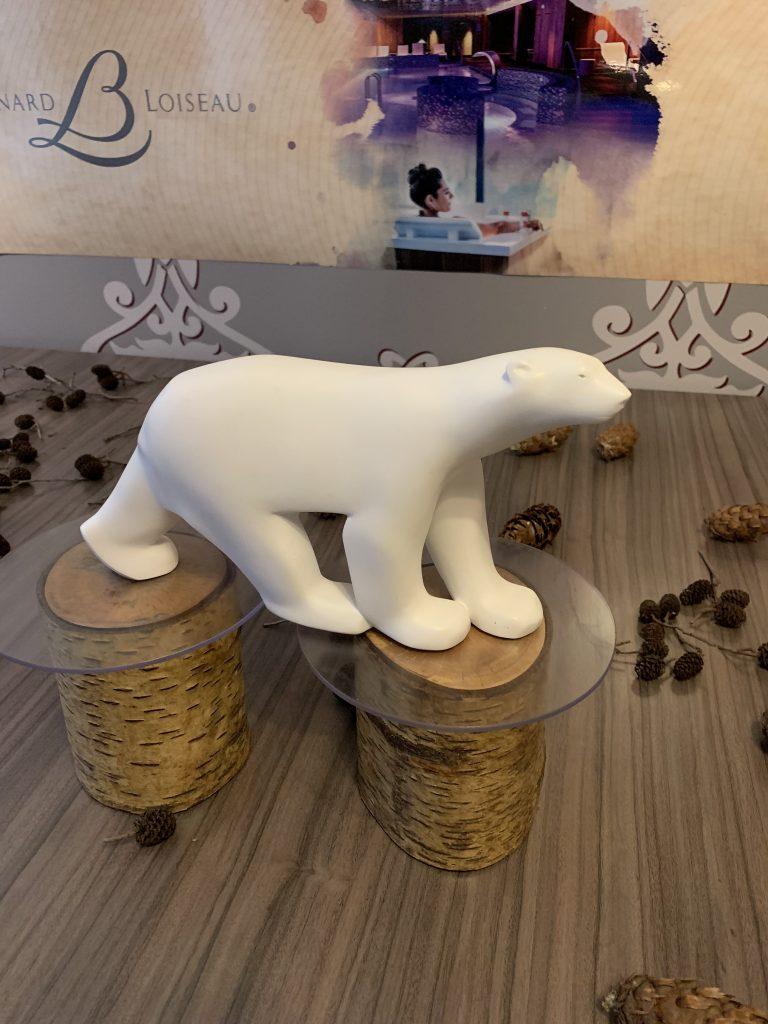 L'ours Pompon, Maison Loiseau