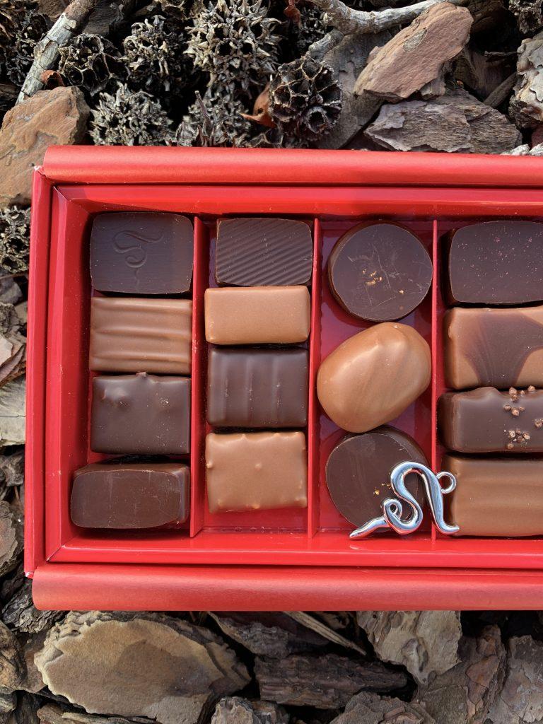 Chocolats, Maison Sève, Lyon