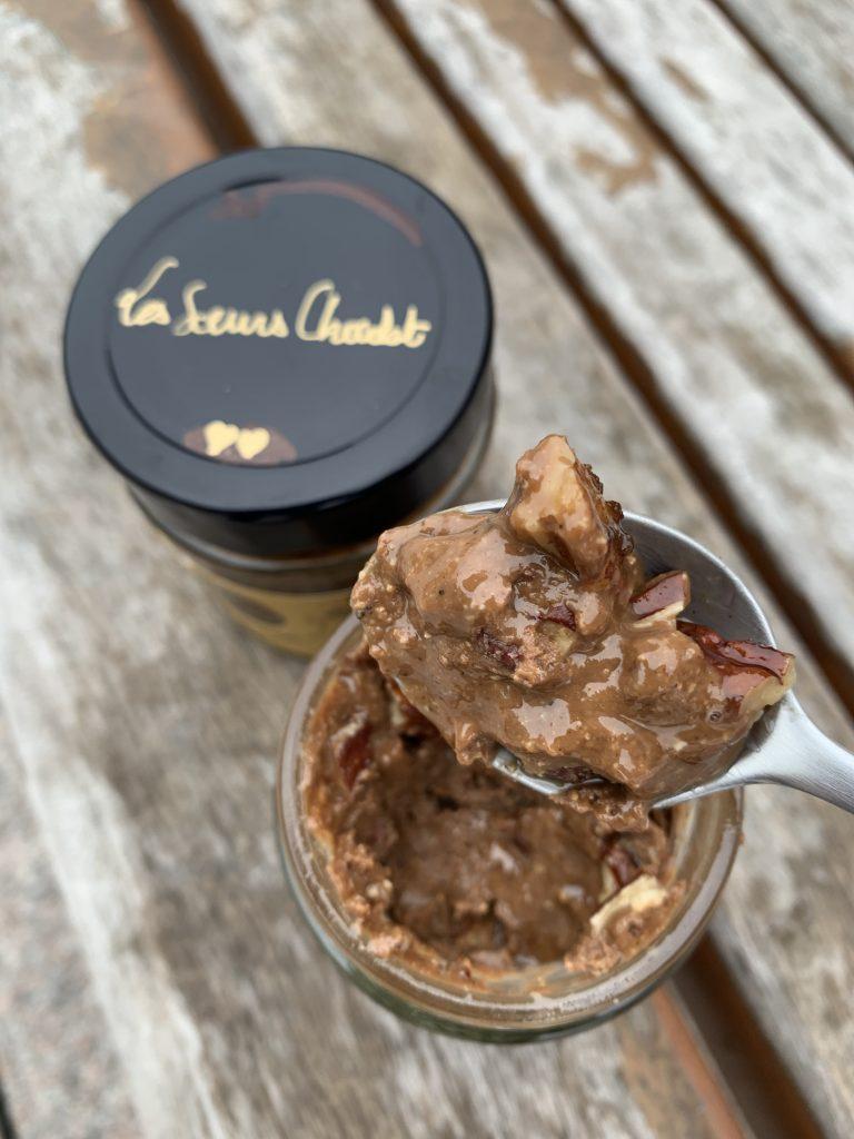 Crème des crèmes - les sœurs chocolat, Faten Boudhina