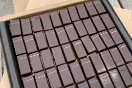 Chocolat aux miels, Maison Bertrand, Roanne