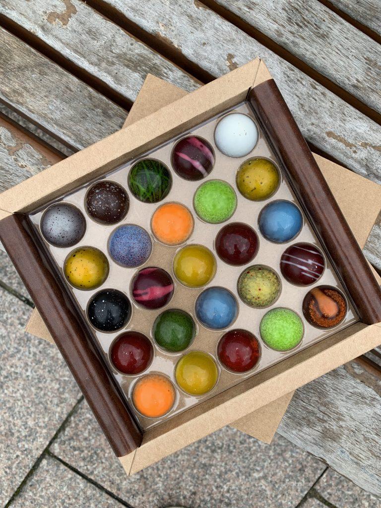 Chocolat Les Dômes, Maison Bertrand, Roanne
