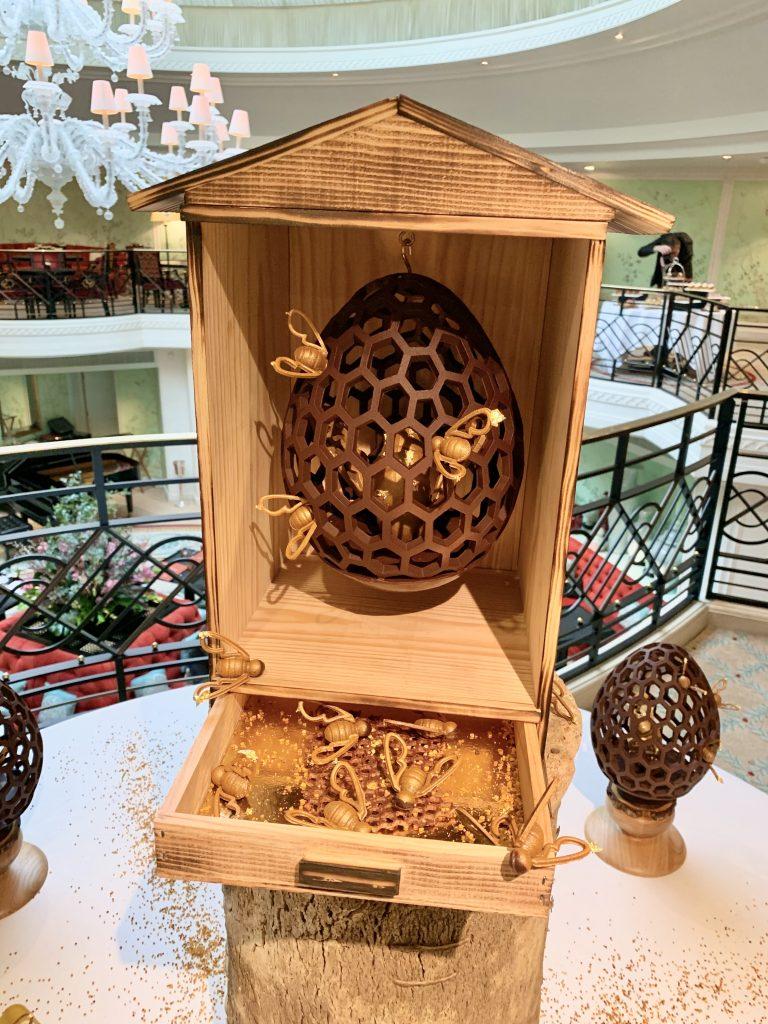 L'œuf ruche de Maxence Barbot, Shangri la