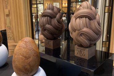 L'œuf feuilleté de Michael Bartocetti, George V