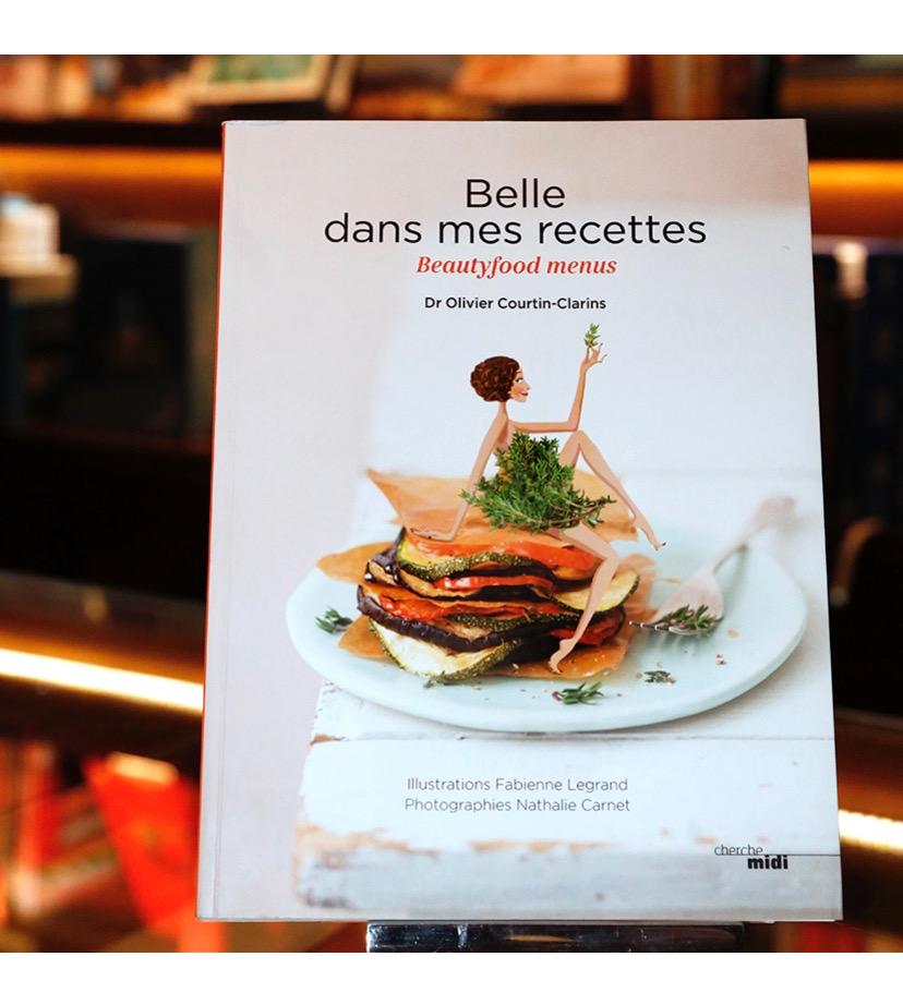 Belle dans mes recettes, Dr Olivier Courtin-Clarins