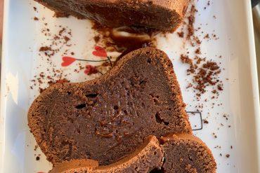 Le gâteau au chocolat façon Pierre Hermé