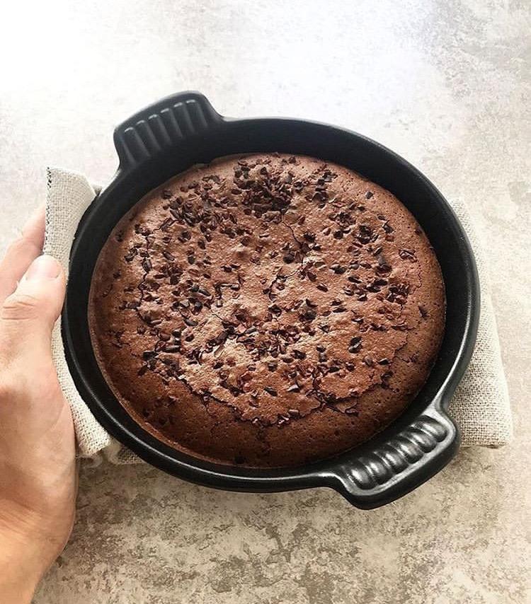 Mi-cuit au chocolat, Laura Vervoort