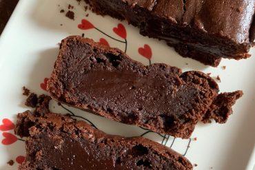 Lingot au chocolat