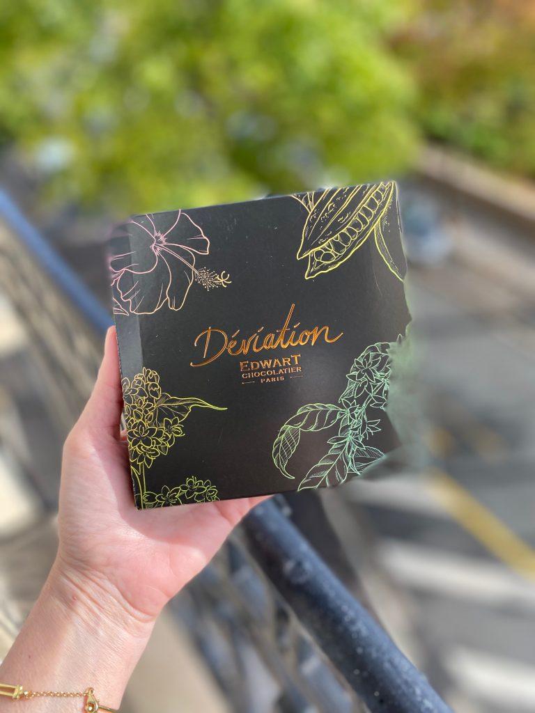 Déviation, chocolats vegan, EDWART